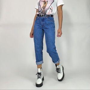 90s Vintage Jordache High Waist Straight Leg Jeans
